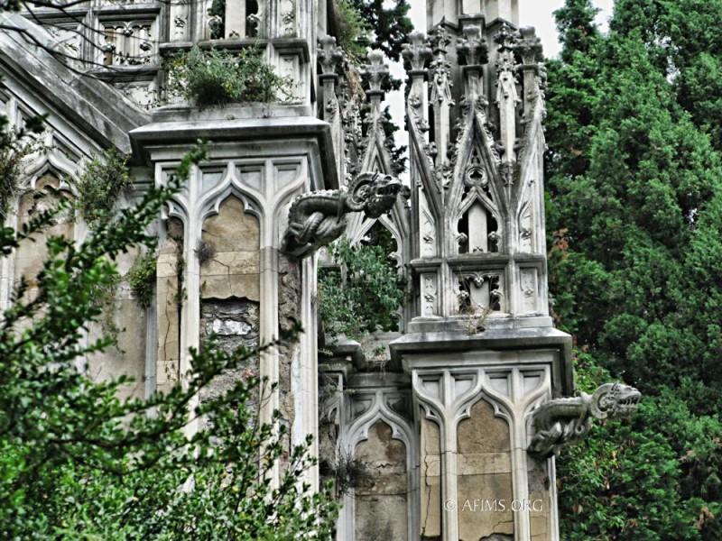 Raggio Mausoleum, 1895