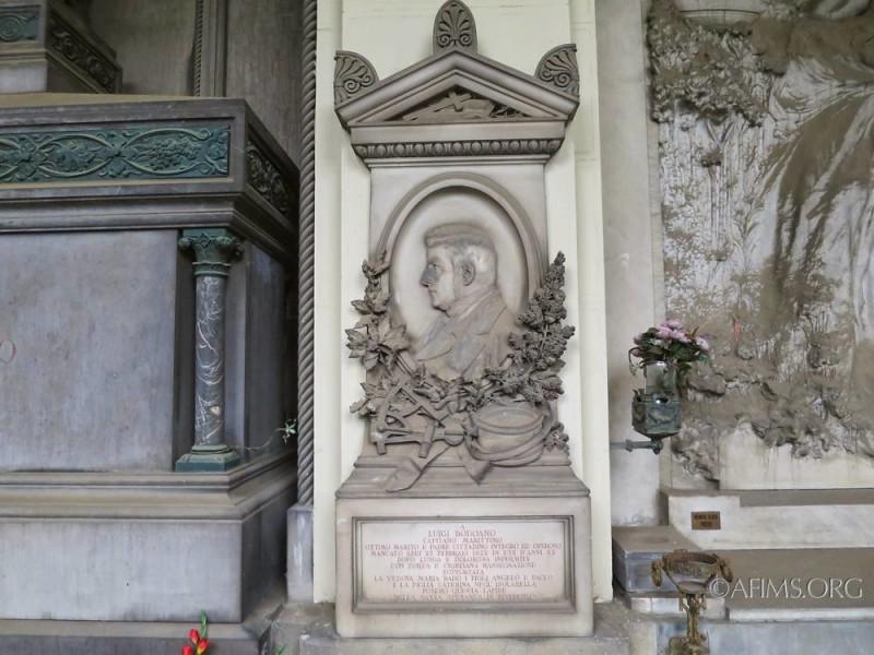 Luigi Bodoano memorial