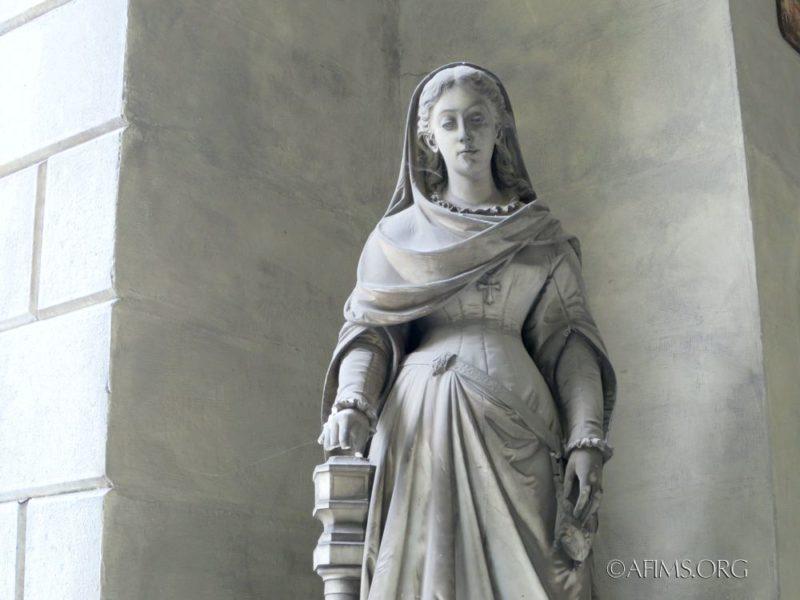 The Marchese memorial, Staglieno Cemetery, Genoa, Italy.