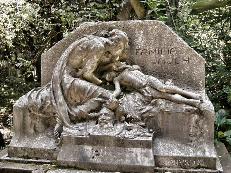 Jauch family memorial