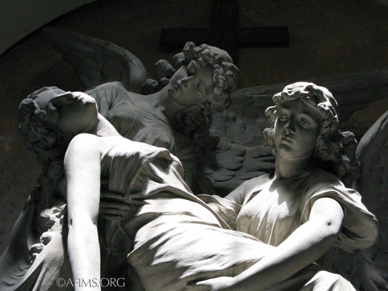 Ferrando Tomb, 1909
