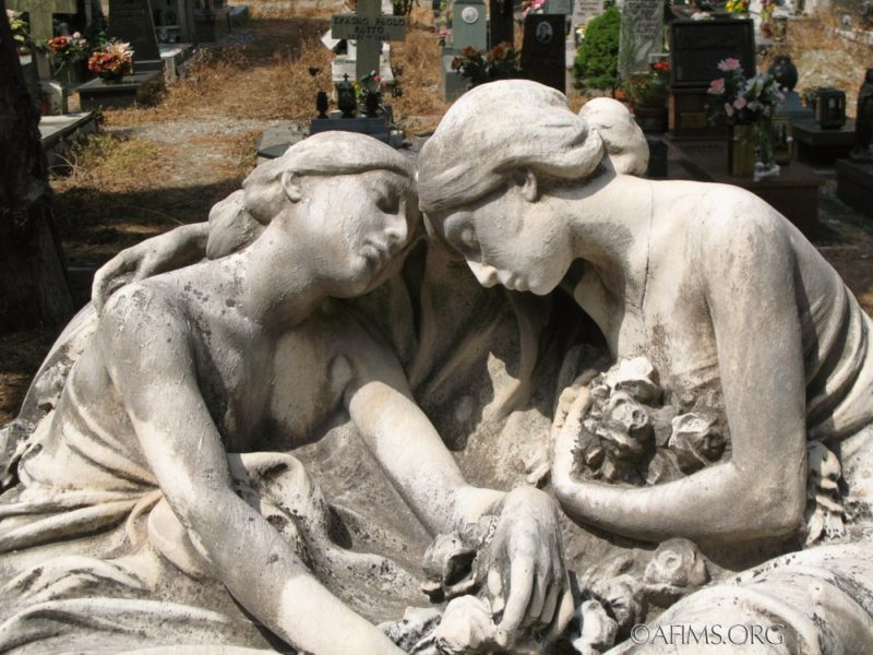 Sanguinetti memorial, 1918