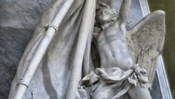 Restored Carpaneto monument